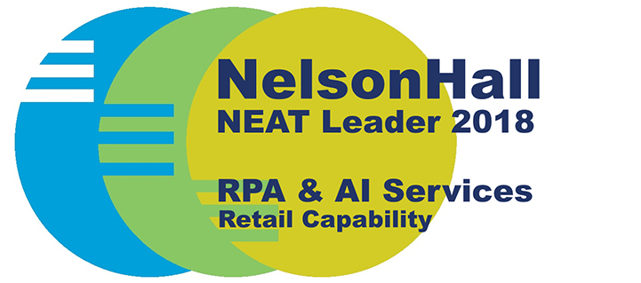 NelsonHall Business Process Transformation through RPA & AI